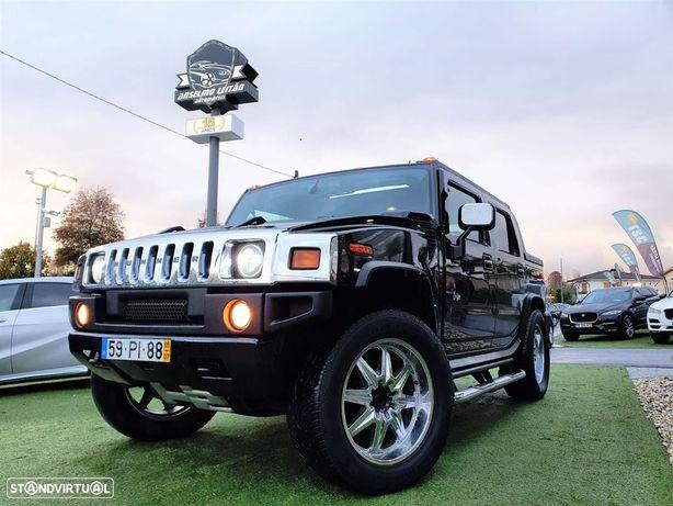 Hummer H2 H2 6.0 Luxury GPL