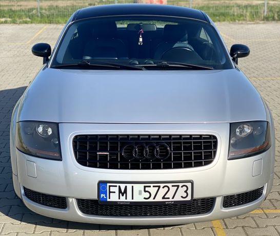 Audi TT 8n Quattro 225KM Xenon/ Skory/ Bose/ Tempomat