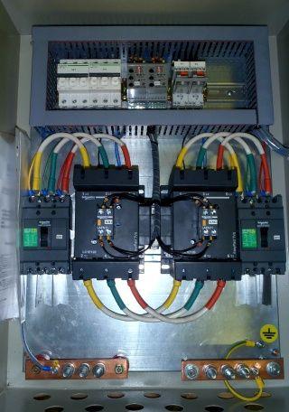 Автоматика (АВР) для дизельных, бензиновых, газовых генераторов