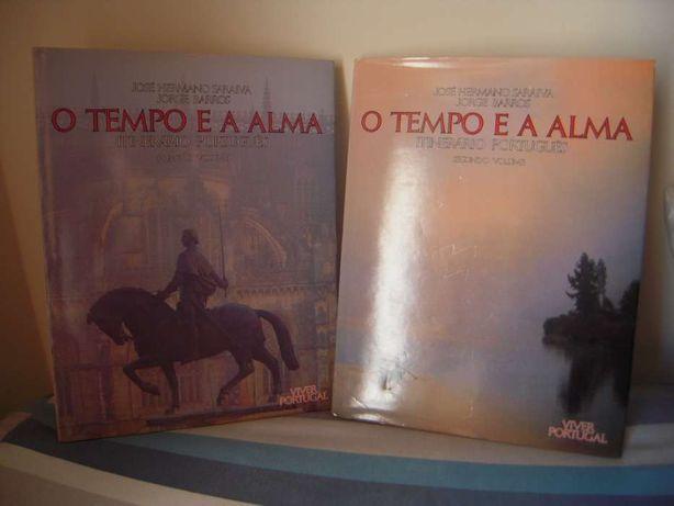 A Alma e a Terra I e II Volumes