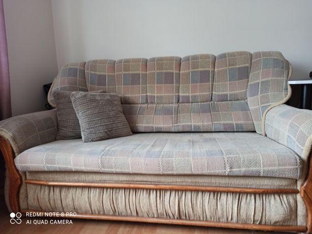 Komplet kanapa + fotel