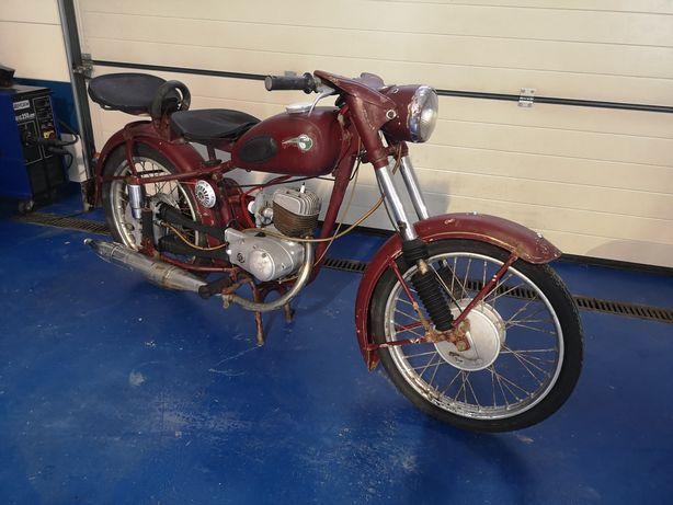 MZ IFA RT 125 Do Rejestracji 1958 rocznik (DKW SHL)