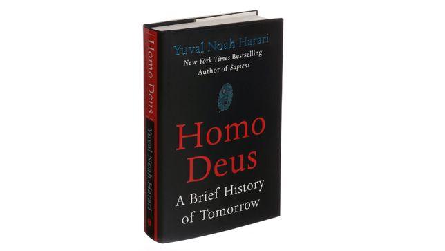 Homo Deus Yuval Noah Harari twarda angielski