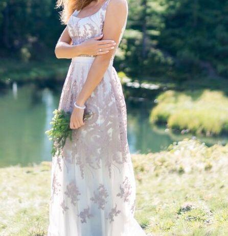 Платье от дизайнера Oksana Mukha