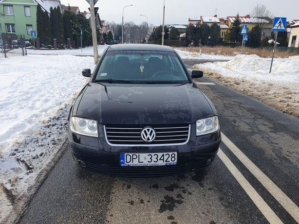 Volkswagen Passat 1.9tdi 2003r