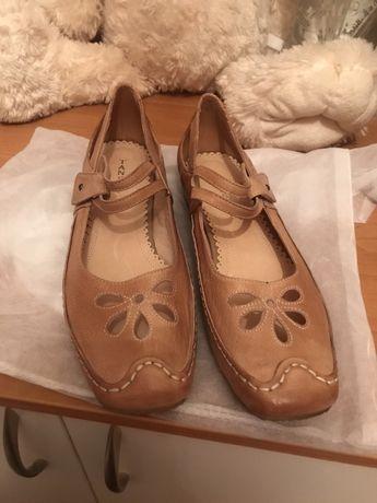 Туфли / лодочки /обувь весна/ обувь кожаная