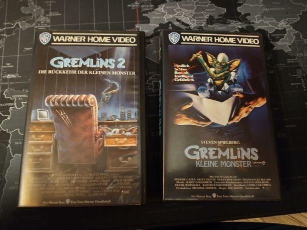 Kasety VHS gremlins