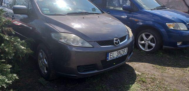 Samochód Mazda 5