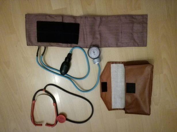 Ciśnieniomierz analogowy stetoskop