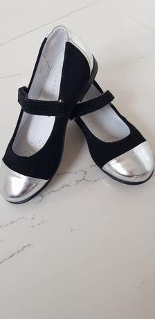 Buty balerinki Kornecki rozm 31 jak nowe