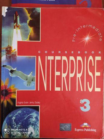 Enterprise комплект/ учебник по английскому языку/ грамматика