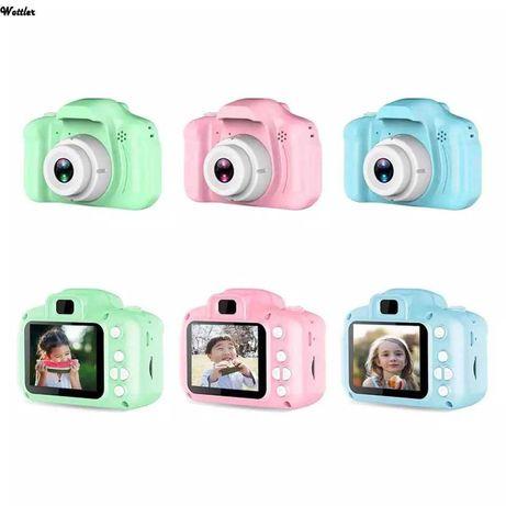 Maquina Fotográfica de Criança fotografo USB Menino Menina presente