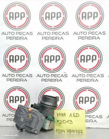 Borboleta de admissão Mini 1.6 D de 2013 referência 13547810752.