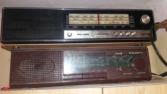stare radia stan dobry cena100 za w