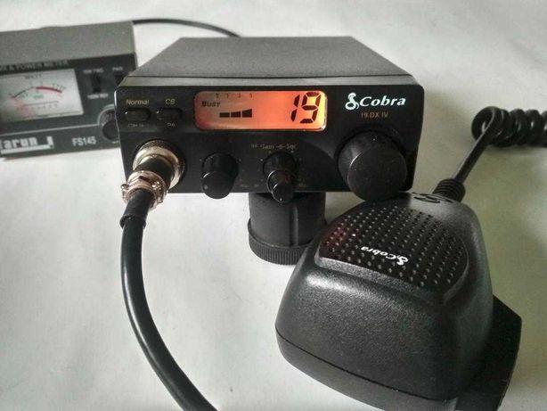 CB Radio Cobra 19DXIV