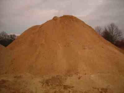 Piasek budowlany kopany zasypkowy zasypowy podsypkowy piaskownia żwir