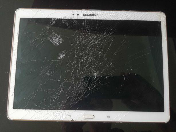 Tablet Samsung SM-T805  Uszkodzony