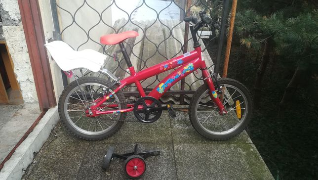 Rower dziecięcy + gratis