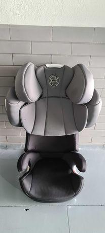 Cadeira auto Cybex Solution Z i-Fix (Linha Platinum) - Grupo 2/3