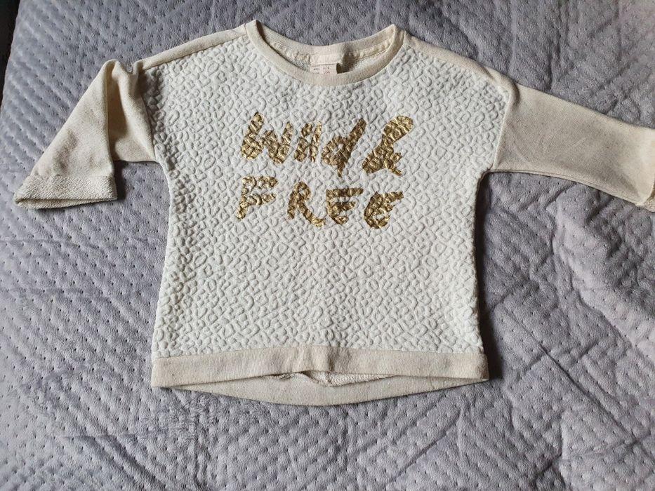 bluza dziewczęca  zara 104 Jastrzębie-Zdrój - image 1