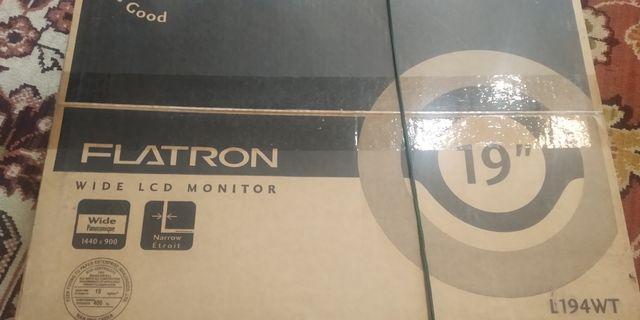 Lg Flatron монітор монитор