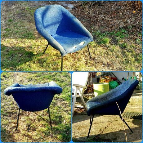 fotel retro lata 60