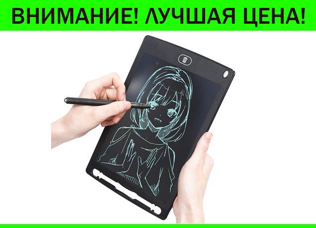 "Графический ЖК планшет доска для рисования и заметок LCD 8.5"" детский"