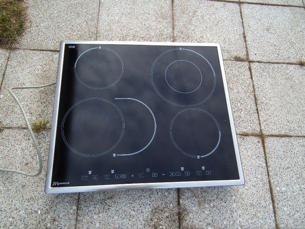 płyta ceramiczna elektryczna kuchenka mastercook 4 palnikowa