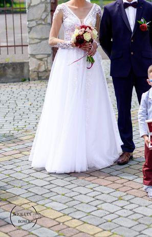 Sprzedam suknię ślubną 2020