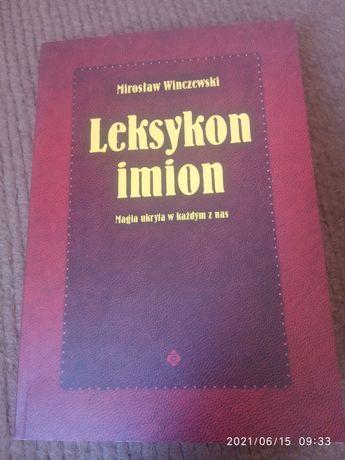Leksykon imion Mirosław Winczewski