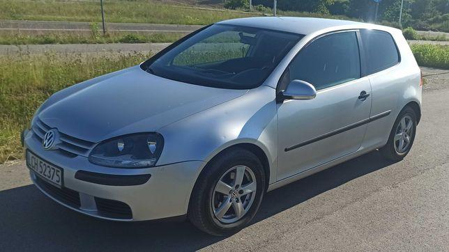 Volkswagen Golf V 2004 r. 1.4 benzyna