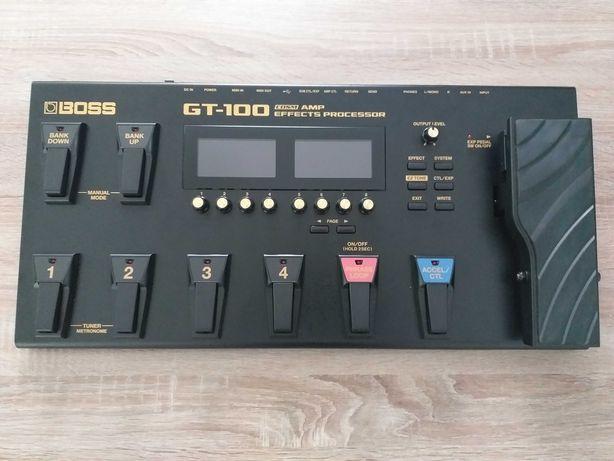Boss Gt 100 V2 com garantia