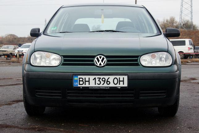 свежепригнанный Volkswagen Golf 4 в отличном состоянии