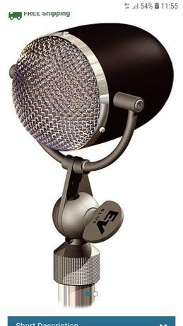 Profesjonalny mikrofon wokalny dynamiczny RETRO Electro Voice Raven