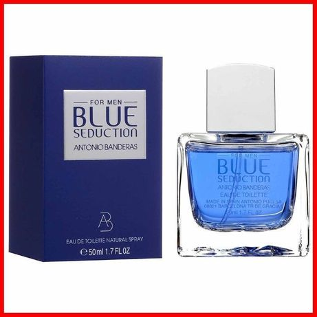 Antonio Banderas Blue Seduction (Антонио Бандерас Блю) Мужской Парфюм