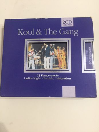 CD duplo - Kool & The Gang