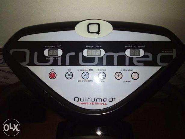 Plataforma vibratoria oscilante fitness quirumed