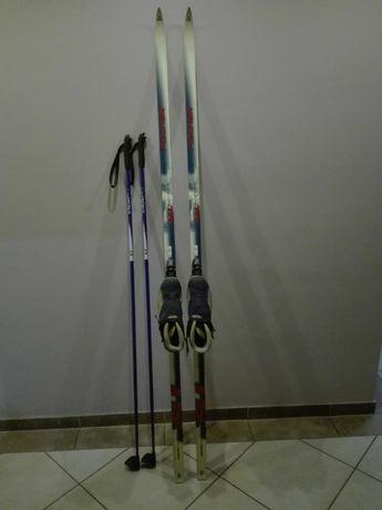 narty biegowe z butami