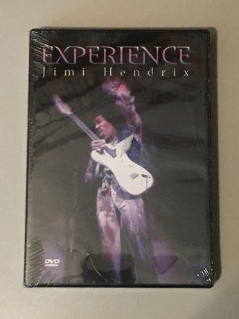 DVD Jimi Hendrix novo e selado