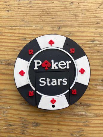 Флешка, флеш накопитель USB Poker Stars