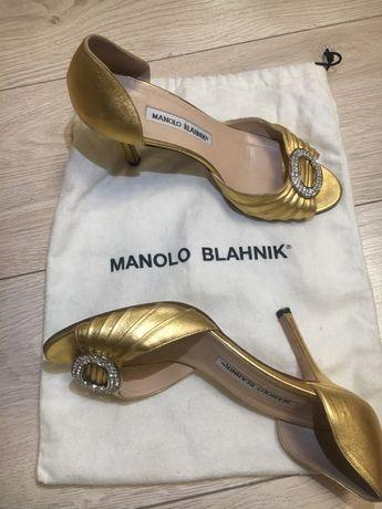 Manolo Blahnik туфли оригинал 36,5 размер