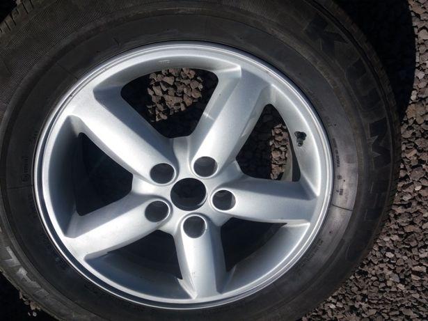 Koła 17 cali 5-114.3 Renault Trafic Nowy Model. hyundai kia.mazda