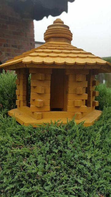 Karmnik dla ptaków idealny na prezent