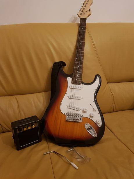 Sprzedam gitarę elektryczną!