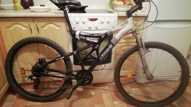 Велосипед Ardis радіус26, нова каретка, нове заднє колесо,нові троси.
