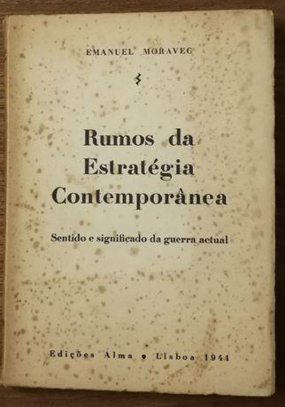 rumos da estratégia contemorânea, emanuel moravec, 1944