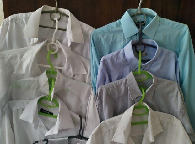 Рубашка школьная, рубашки