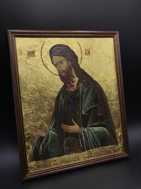 """Икона """"святой Иоанн Креститель"""""""