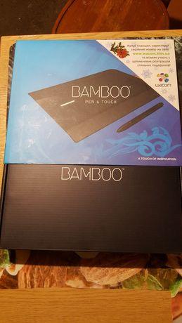 Wacom Bamboo Pen&Touch (CTH-460) Без стилуса.