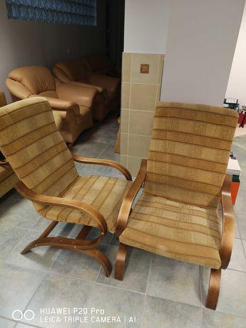 Fotel ala bujany